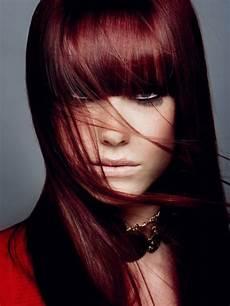 Exemple Coloration Cheveux Cerise