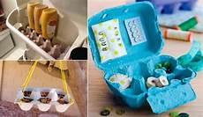 16 id 233 es qui tiennent du g 233 nie pour recycler une bo 238 te d œufs