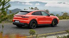 porsche cayenne coupe hybrid arriving this year