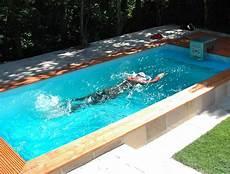kleiner pool mit gegenstromanlage wie die profis gegen den strom schwimmen aqua emotion de