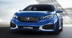Peugeot 308 R Hybrid Is A 500ps Awd Concept Car W