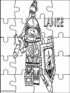 Malvorlagen Lego Ritter Lego Nexo Knights Puzzle F 252 R Kindern 27 Mit Bildern