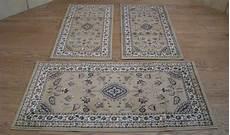 prezzi tappeti w526 tappeti classici letto 3 pezzi parure trio