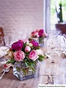 Tischdeko Mit Blumen - blumen tischdeko blumen dekoration ideen