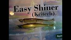 nage de leurres easy shiner keitech pr 233 sentation et animation youtube