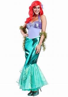costume disney mermaid disney ariel deluxe costume