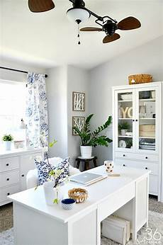home office decor ideas home office decor reveal part one the 36th avenue