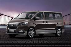 hyundai h1 neues modell 2017 hyundai brings 2018 grand starex facelift in its hometown