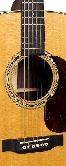 Martin D 28 Acoustic Guitar With Gold Plus Thinline