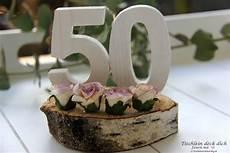 vintage tischdekoration 50 geburtstag tischlein deck dich