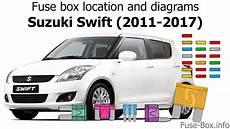 fuse box on suzuki fuse box location and diagrams suzuki 2011 2017