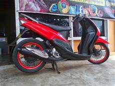 Modifikasi Motor Mio Sporty Simple by Dico Motor Mio Sporty Motorcyclepict Co