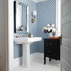 badezimmer tapeten tapete badezimmer blau
