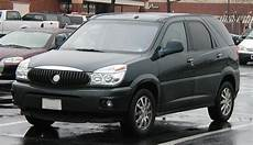 04 Buick Rendezvous by File 04 07 Buick Rendezvous Jpg Wikimedia Commons