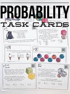 probability experiments worksheets 5761 55 best probability 7th grade math images on high school maths math middle school