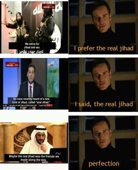 Through Jihad Meme