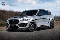 Lumma News New Jaguar F Pace Clr