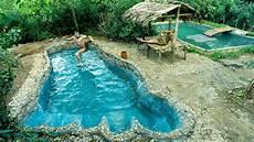 Build Swimming Pool Underground Part 3