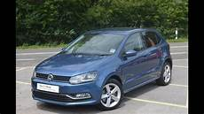 Vw Volkswagen Polo Sel 1 2 Tsi 110ps In Blue Silk Now