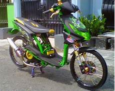 Airbrush Beat Karbu by Modifikasi Honda Beat Airbrush Modif Vaganza