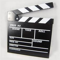 Director Clapperboard by New Arrivel Classical Director Clapper