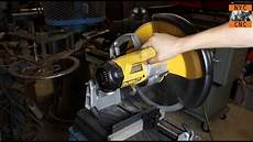 best for metal the best metal cutting saw aluminum and steel dewalt dw872 multicutter review