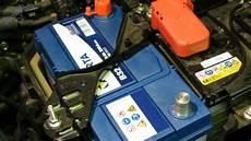 autobatterie wechseln bei mazda 3