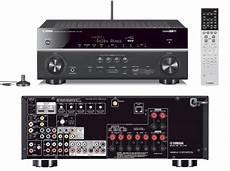 yamaha rx v781 yamaha s rx v81 seies home theater receivers profiled