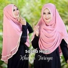 Jilbab Instan Tarisya Model Kerudung Terbaru 2018