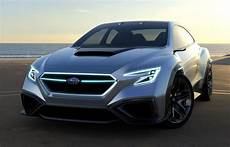 subaru wrx the new generation will come in 2020 with