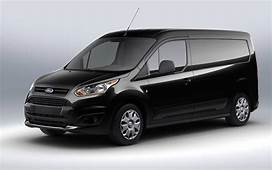 2014 Ford Transit Connect Commercial Van To Offer CNG/LPG