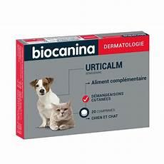 urticalm anti d 233 mangeaisons soins externes biocanina