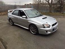 2003 subaru impreza wrx 2 0 turbo sti replica uk spec open