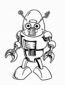 roboter malvorlagen zum ausdrucken lassen