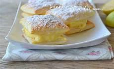 ricette con crema pasticcera liquida quadrotti di sfoglia con crema al limone ricetta veloce ricette crema al limone e idee alimentari