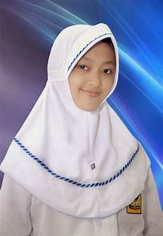 Model Kerudung Anak Sekolah Sma Gallery Islami Terbaru