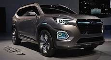 subaru viziv 7 is a map of things to come w