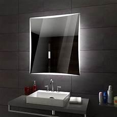 spiegel led beleuchtung lisbon badspiegel mit led beleuchtung wandspiegel
