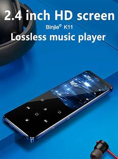 Benjie Bluetooth Player Lossless Ipx4 Waterproof by Benjie K11 Ipx4 Waterproof Hifi Bluetooth Mp3 Player