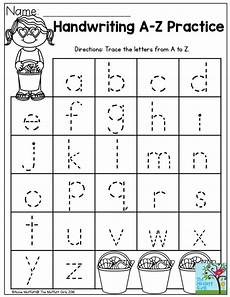 learning letters worksheets for kindergarten 23508 handwriting practice for beginning writers summer review no prep packet for preschool