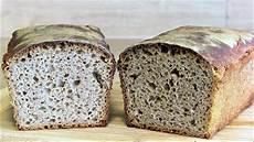 Brot Selber Backen Rezept - brot backen das einfachste sauerteigbrot rezept ohne hefe