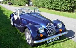 Morgan 4/4 1996  Ref 1879 From Classiccarscouk