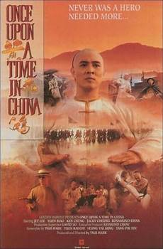 Once Upon A Time In China 1992 Filmstarts De