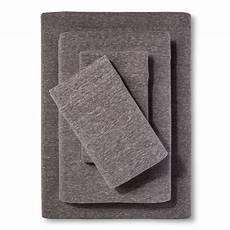 room essentials jersey sheet full gray vip outlet