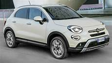 Fiat 500x City Cross - 2019 fiat 500x city cross refreshed design and new