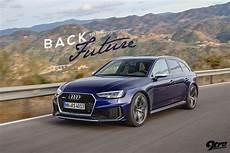 Audi Rs4 Avant B9 Back To The Future 9tro