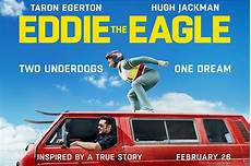 eddie the eagle alles ist möglich eddie the eagle alles ist m 246 glich