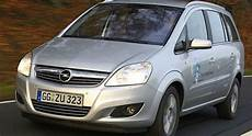 Opel Zafira Das Erste Erdgasauto Mit Turbo Auto Motor