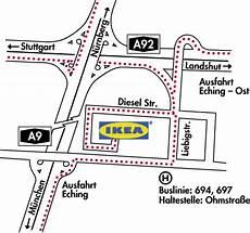 two ikea stores in munich in munich toytown germany