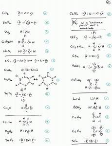 lewis structure and molecular geometry worksheet answers free printables worksheet